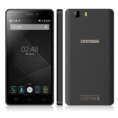 Doogee x5 travel phone